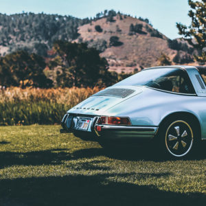 Old Porsche 911 Photographs