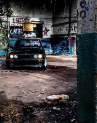 BMW E30 Photograph