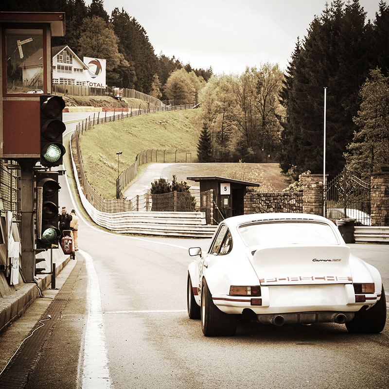 Carrera 911 RSR Porsche Photographs