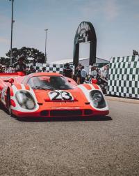 Porsche 917 Photograph