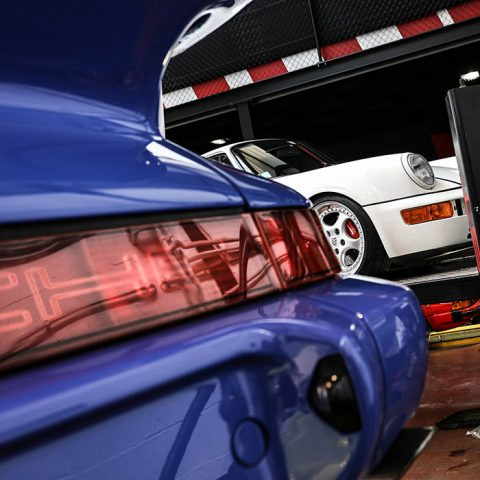 Porsche 964 Carrera RS Photograph