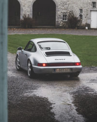 Porsche 964 Carrera 4 Photographs