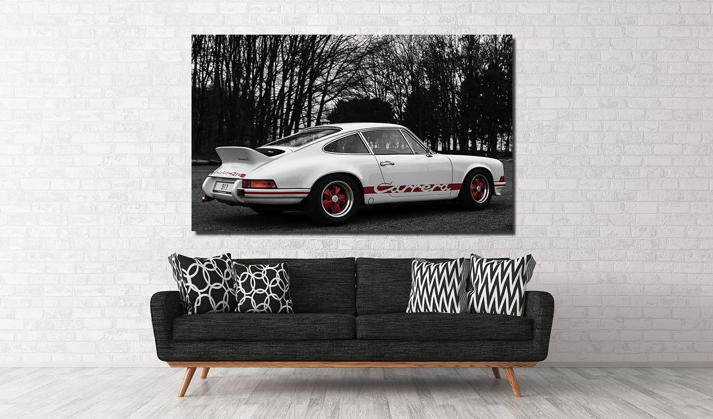 Porsche 911 Carrera RS Photos
