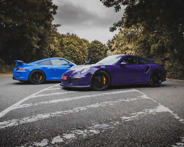 991 GT3 Porsche Photograph