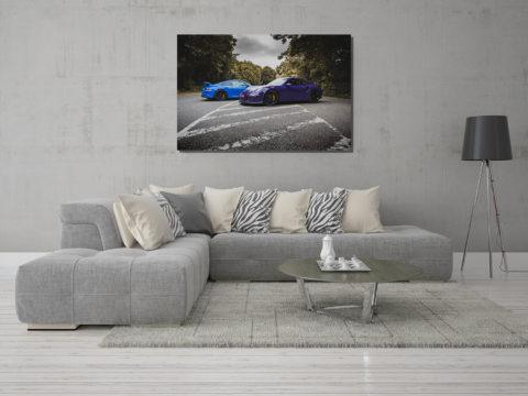 991 GT3 Porsche Photographs