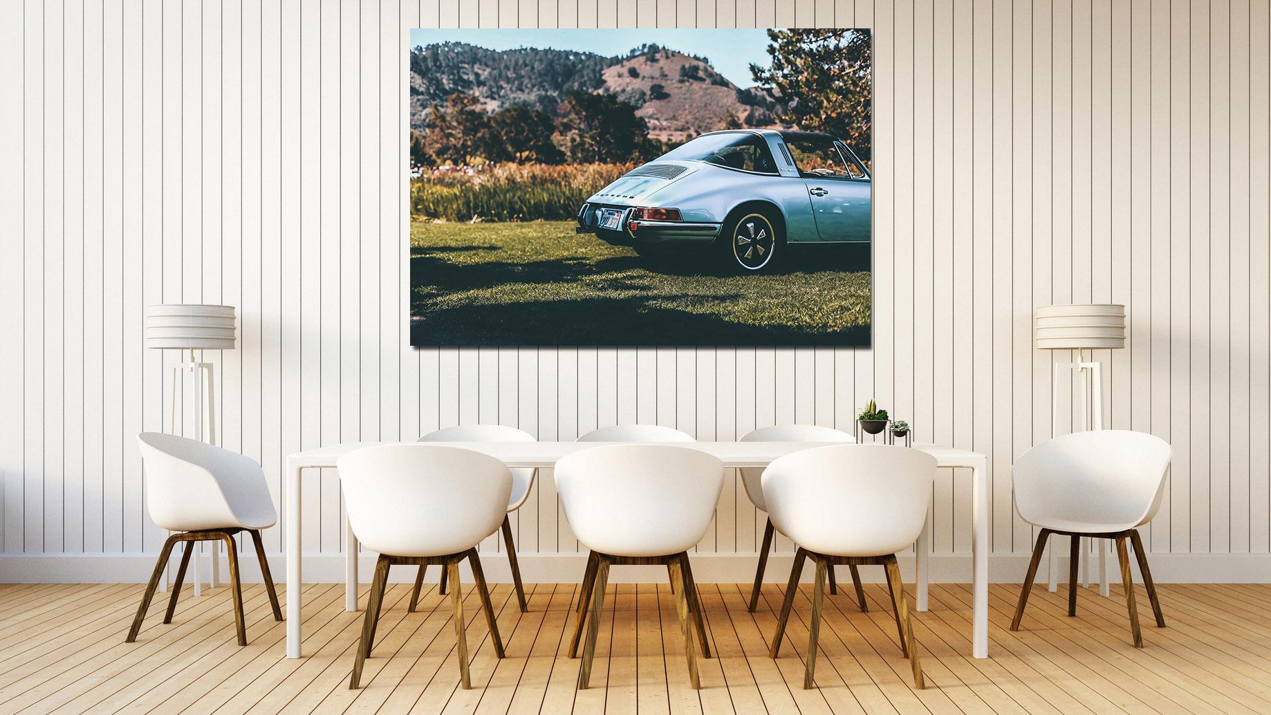Old Porsche 911 Photographs