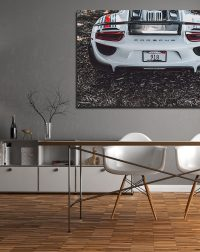 Porsche 918 Martini Photographs