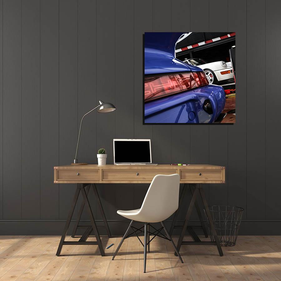 Porsche 964 Carrera RS Photographs