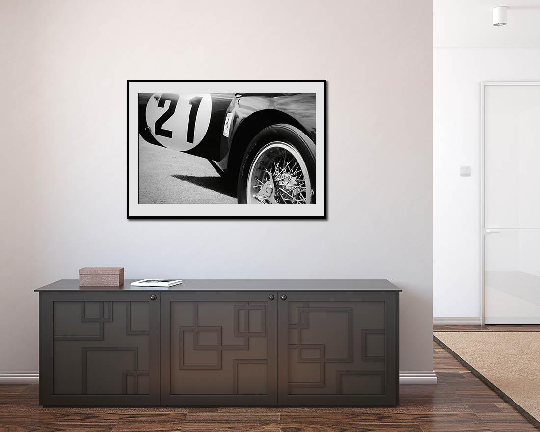 Photographs Ferrari 250 LM Prints
