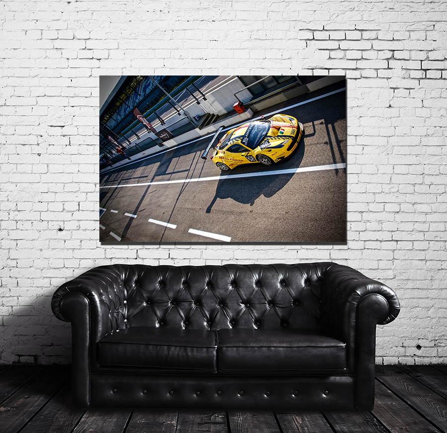 Photographs Ferrari GT3 Plexi