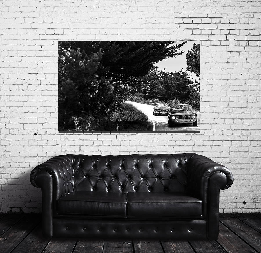 Photographs Wall Prints Alfa Romeo