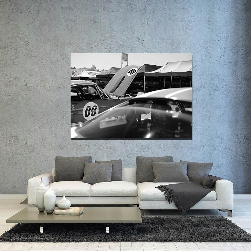 Photos Cars Prints Mustang