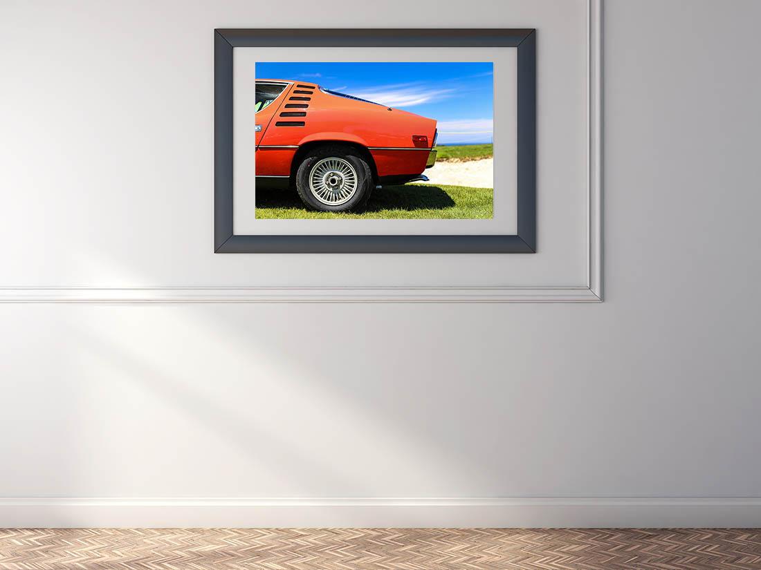 Photos Prints Alfa Romeo Montreal