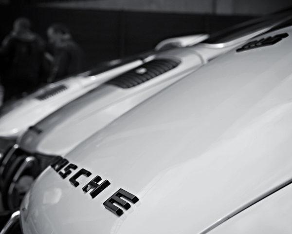Porsche 901 Back Row