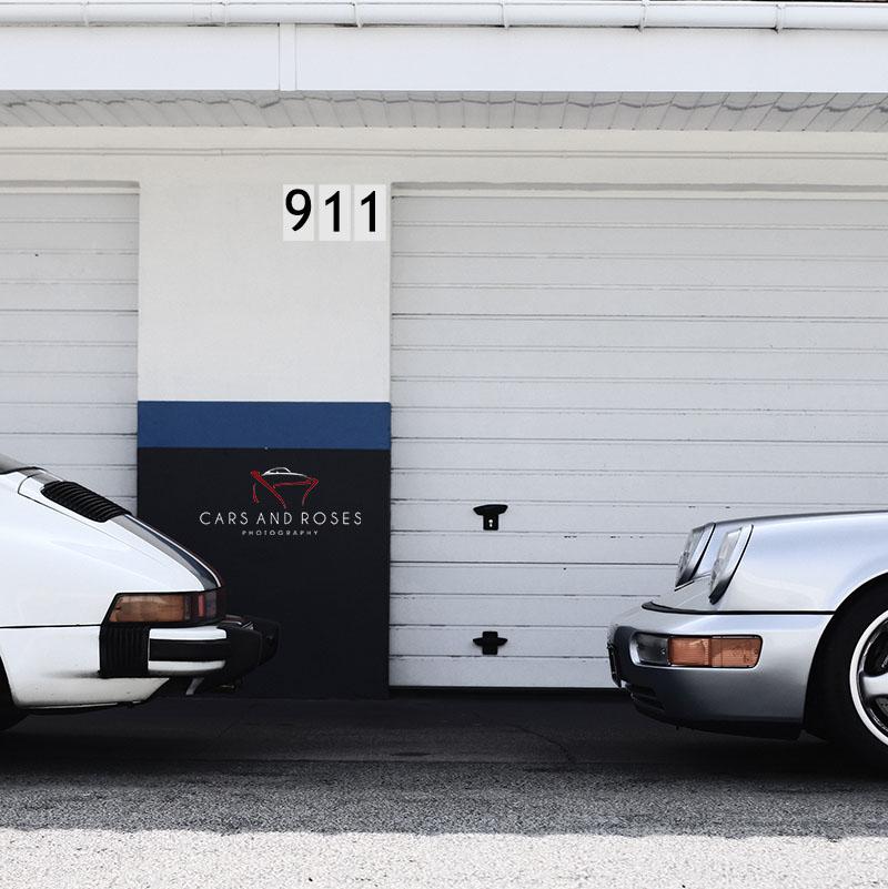 Porsche 911 Canvas