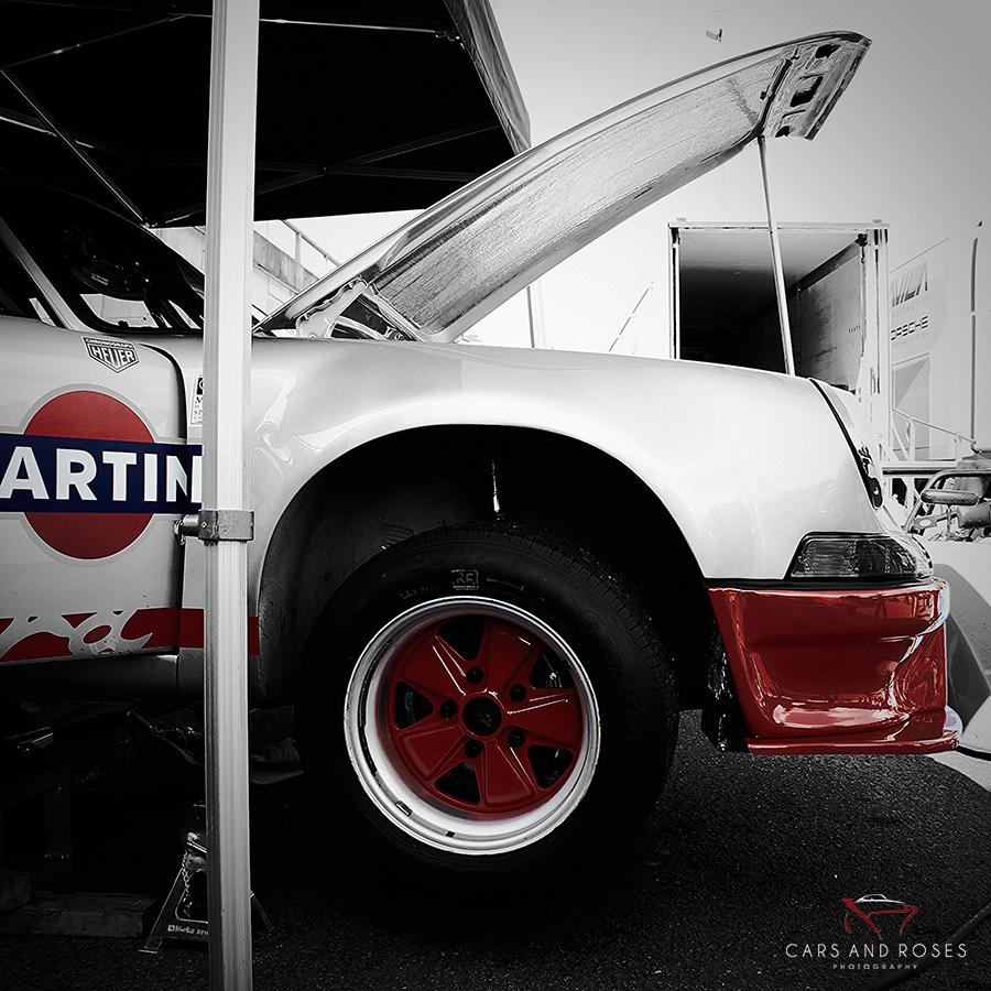 Porsche 911 Carrera RS Martini