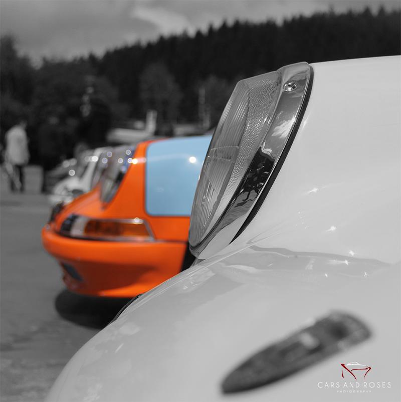 Porsche 911 Classic Headlights