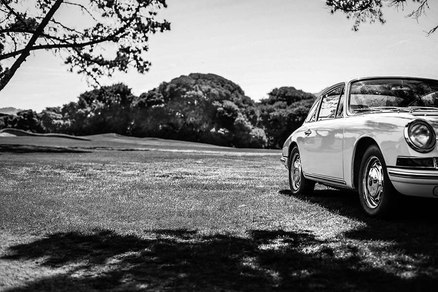Porsche 911 Classic Photograph