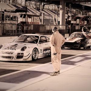 Porsche 911 GT3 Duet #18 Sepia Edition
