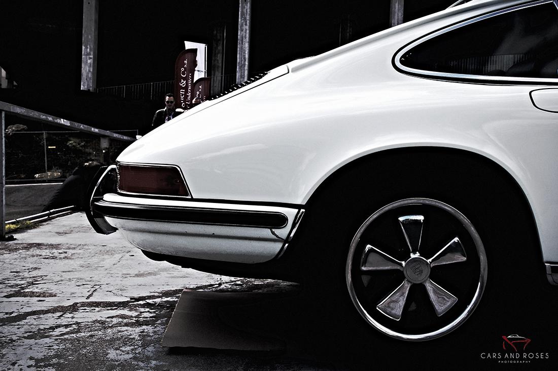 Porsche 911 Type 901 Profile