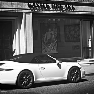 Porsche 991 Carrera S Cab