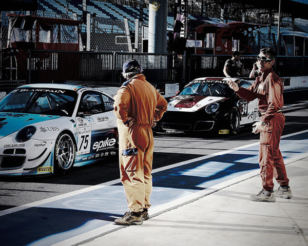 Porsche 997 GT3 Duet BlancPain Series