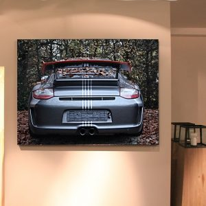 Porsche 997 GT3 - Fall - Wall Prints