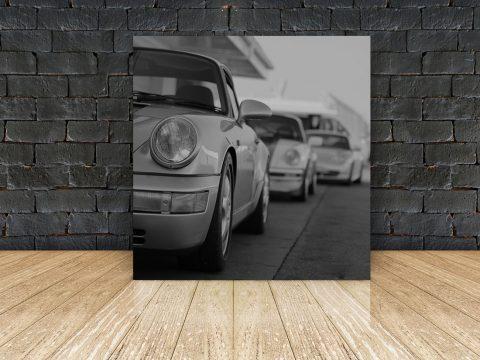 Porsche Canvas Prints