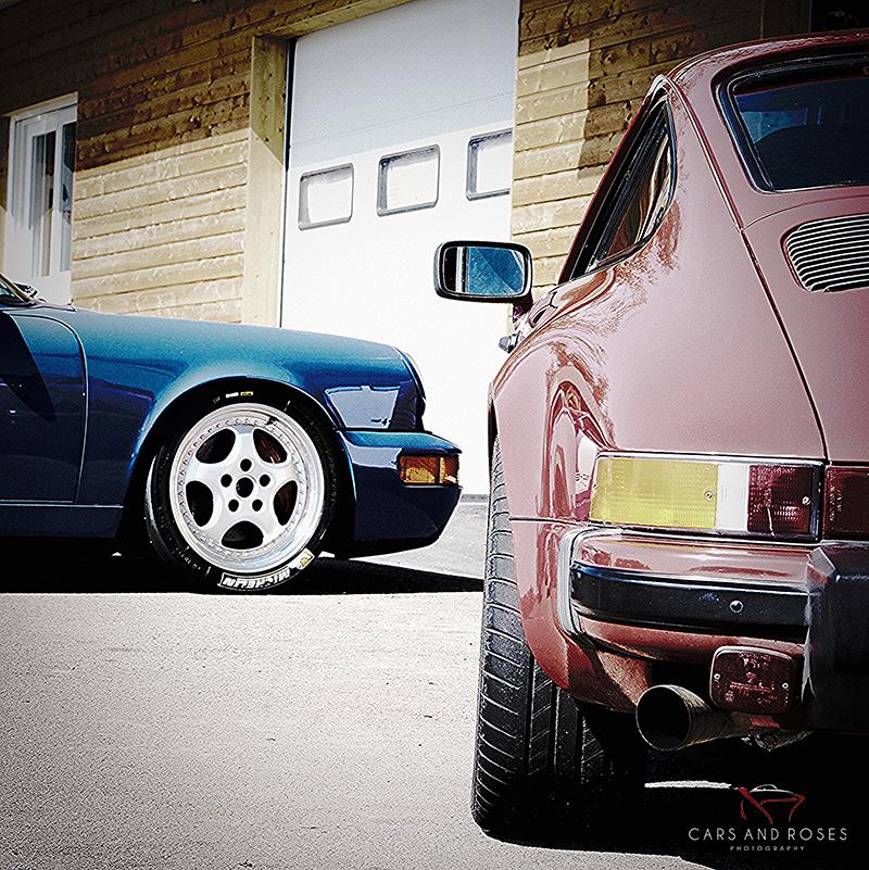 Porsche Carrera Duet