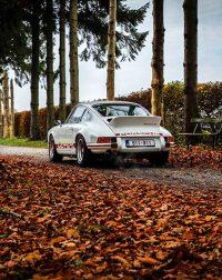 Porsche Carrera RS Photograph