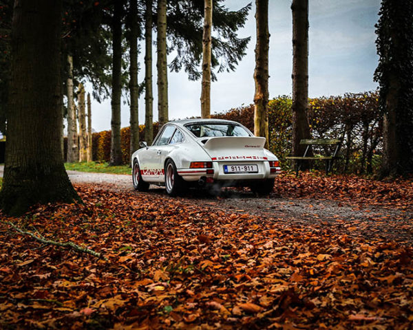 Porsche Carrera RS Photograph