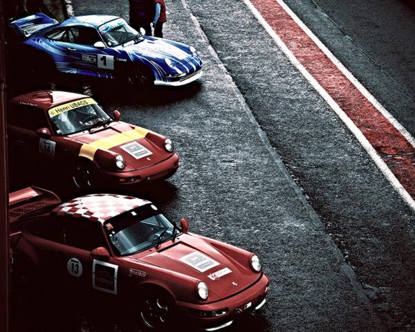 Porsche Carrera Trio