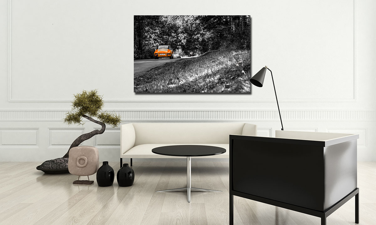 Porsche Decorative Wall Prints