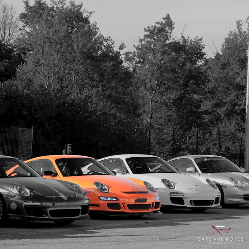 Porsche Family
