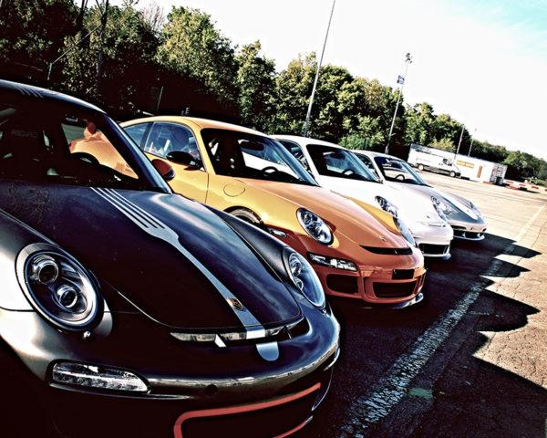 Porsche GT3 Family