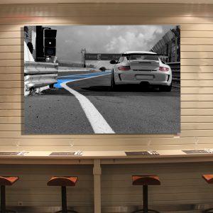 Porsche GT3 RS 4.0 - Wall Print