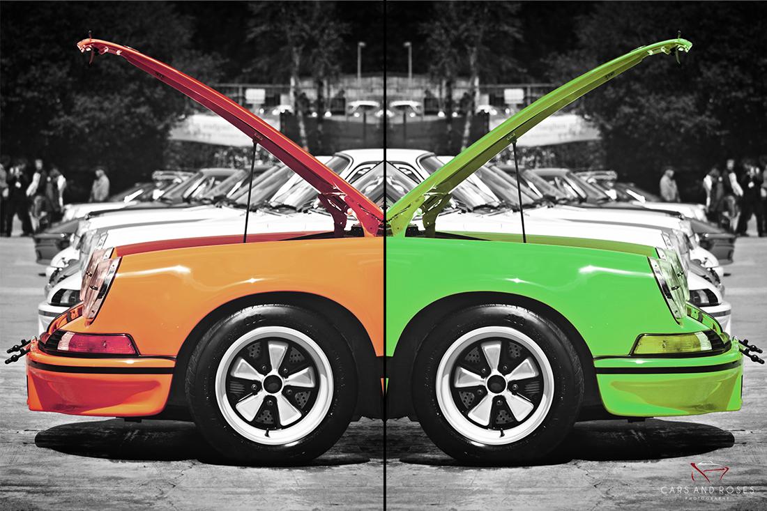 Porsche Print