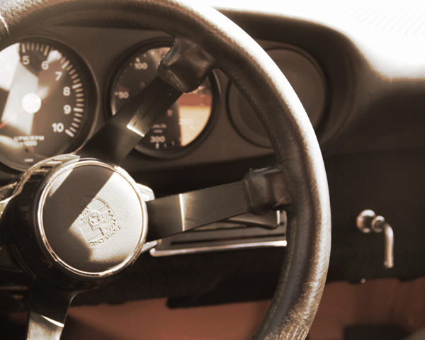 Porsche Steering Wheel