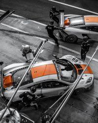 Race Car Wall Print