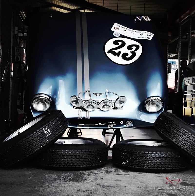 TVR Car