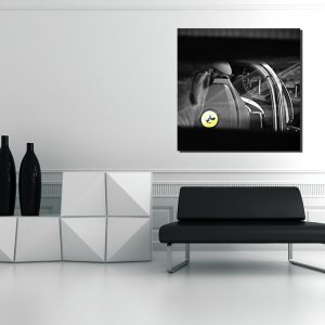 Ferrari Print Canvas