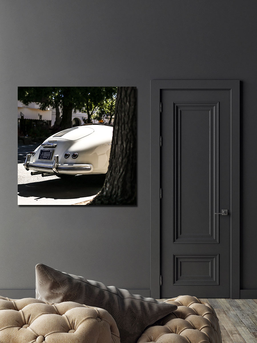 Wall Porsche Canvases