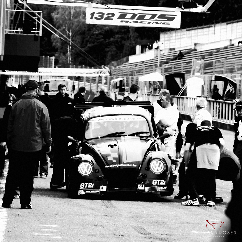 VW FUN CUP Old School Style