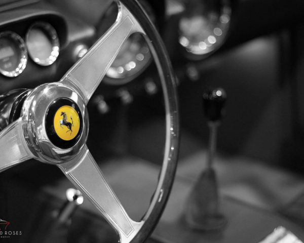Ferrari 250 GT Steering Wheel