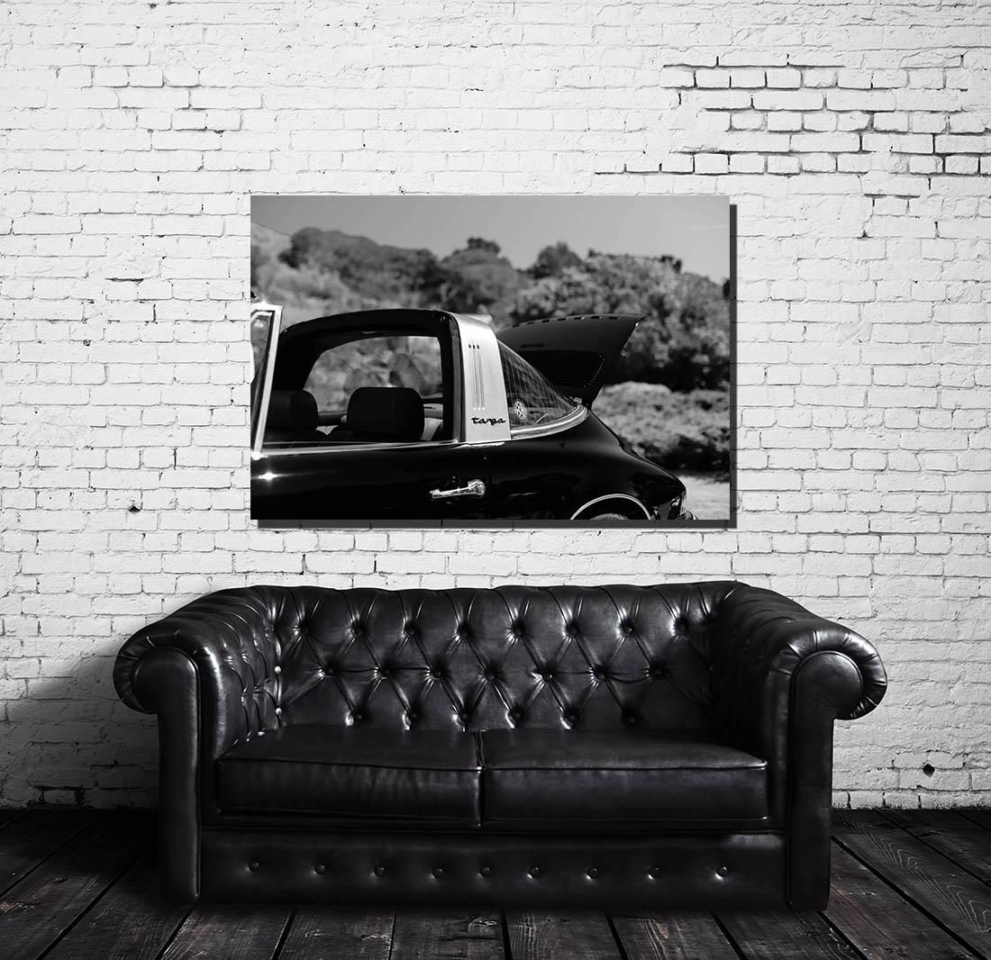 Wall Artx Porsche Targa