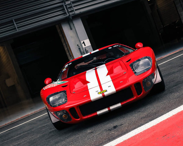 Wall Photo Ford GT40