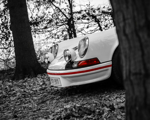 Wall Photo Print 911 Porsche