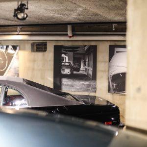 Wall Photograph Ferrari 250 GTO Cars and Roses