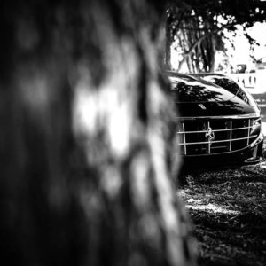 Wall Photograph Ferrari California
