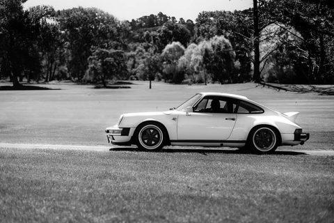 Wall Photograph Porsche 911